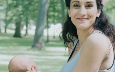 Ti racconto una doula…l'esperienza di una mamma superhero Silvia D'amico